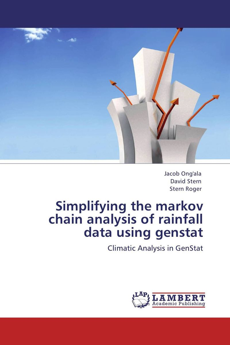 Simplifying the markov chain analysis of rainfall data using genstat honey value chain analysis