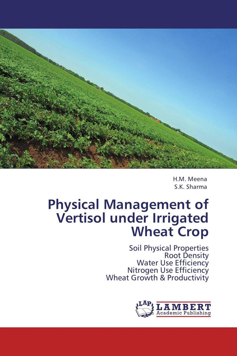 Physical Management of Vertisol under Irrigated Wheat Crop effect of methods of composting on quality of compost from wheat straw