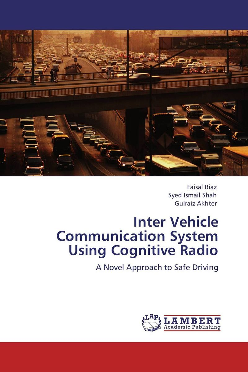 Inter Vehicle Communication System Using Cognitive Radio spectrum sensing in cognitive radio networks