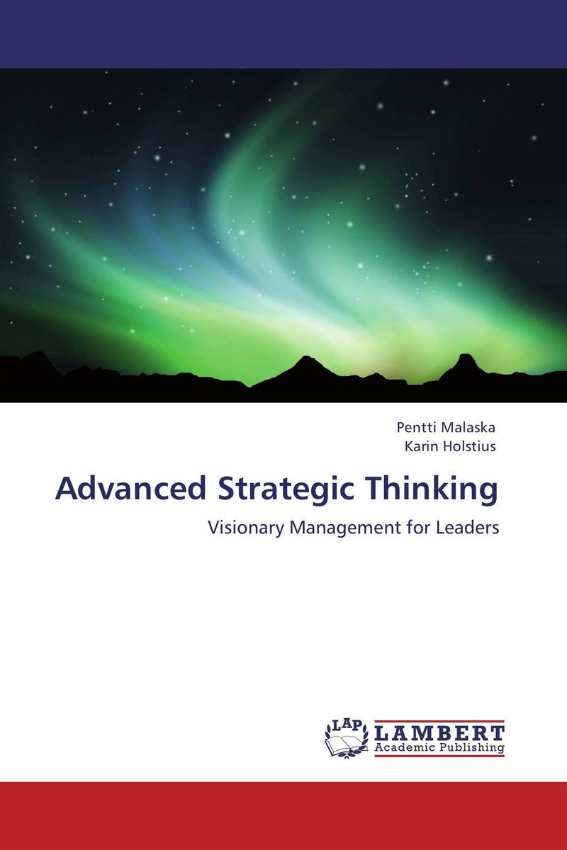 Advanced Strategic Thinking strategic management in the asian context