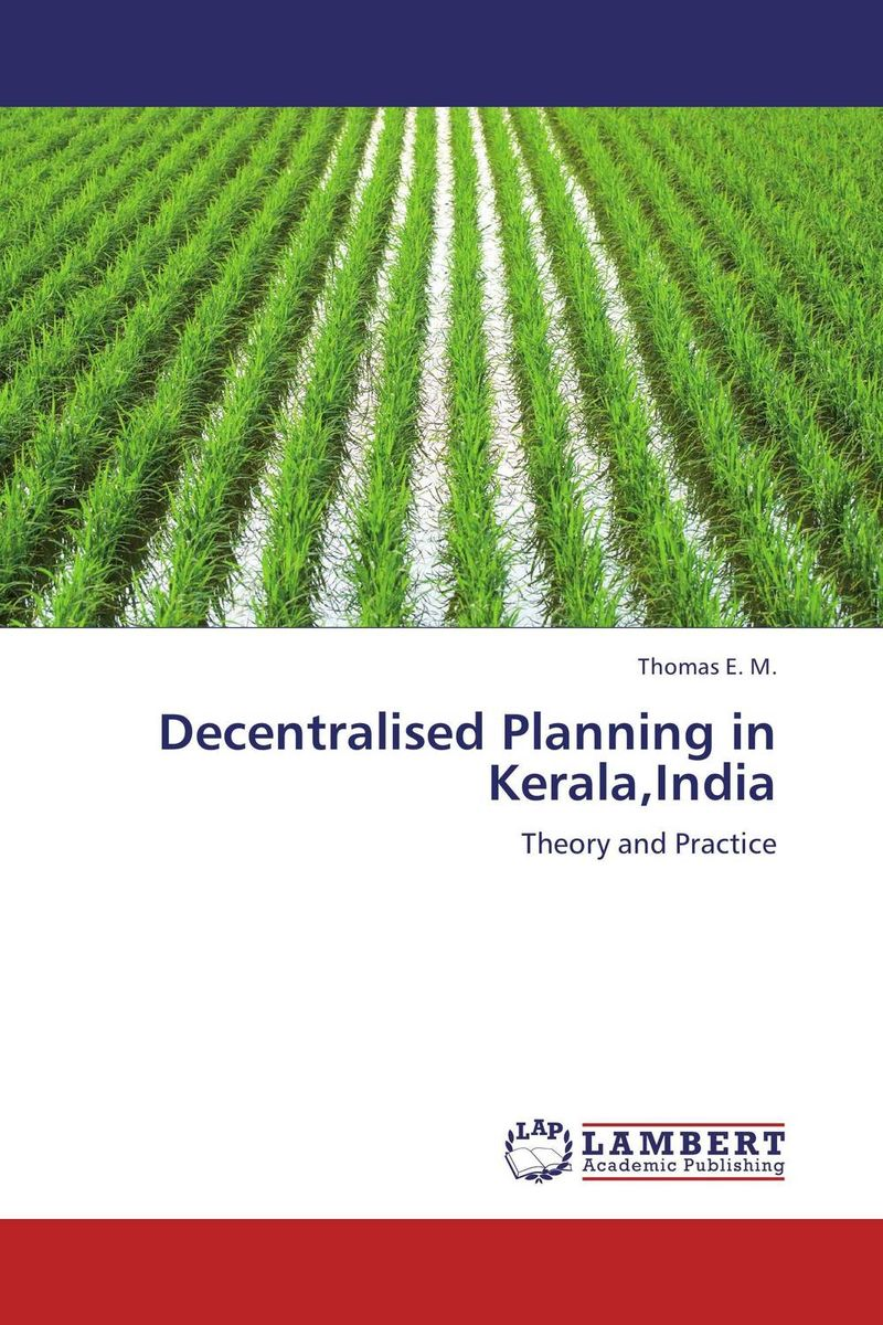 Decentralised Planning in Kerala,India planning the family in india