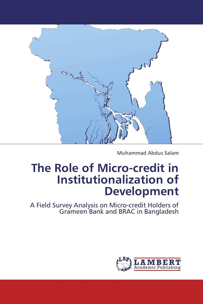 Фото The Role of Micro-credit in Institutionalization of Development micro credit and entrepreneurship development