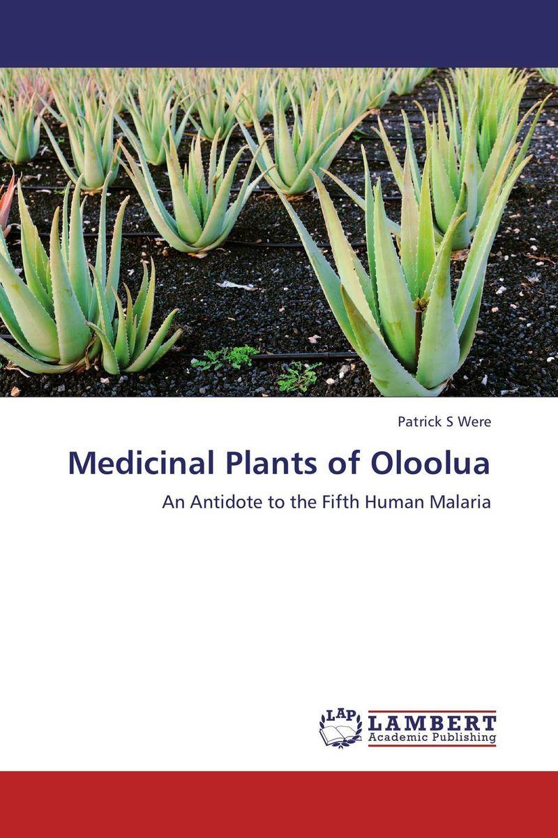 Medicinal Plants of Oloolua purnima dey sarkar and mithun singh rajput medicinal assessment of some ethnobotanical plants