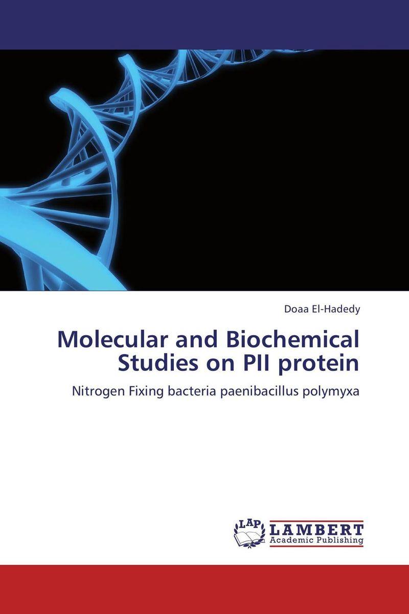 Molecular and Biochemical Studies on PII protein dr bhanu shrivastava and dr archana shrivastava experimental microbiology and instrumentation
