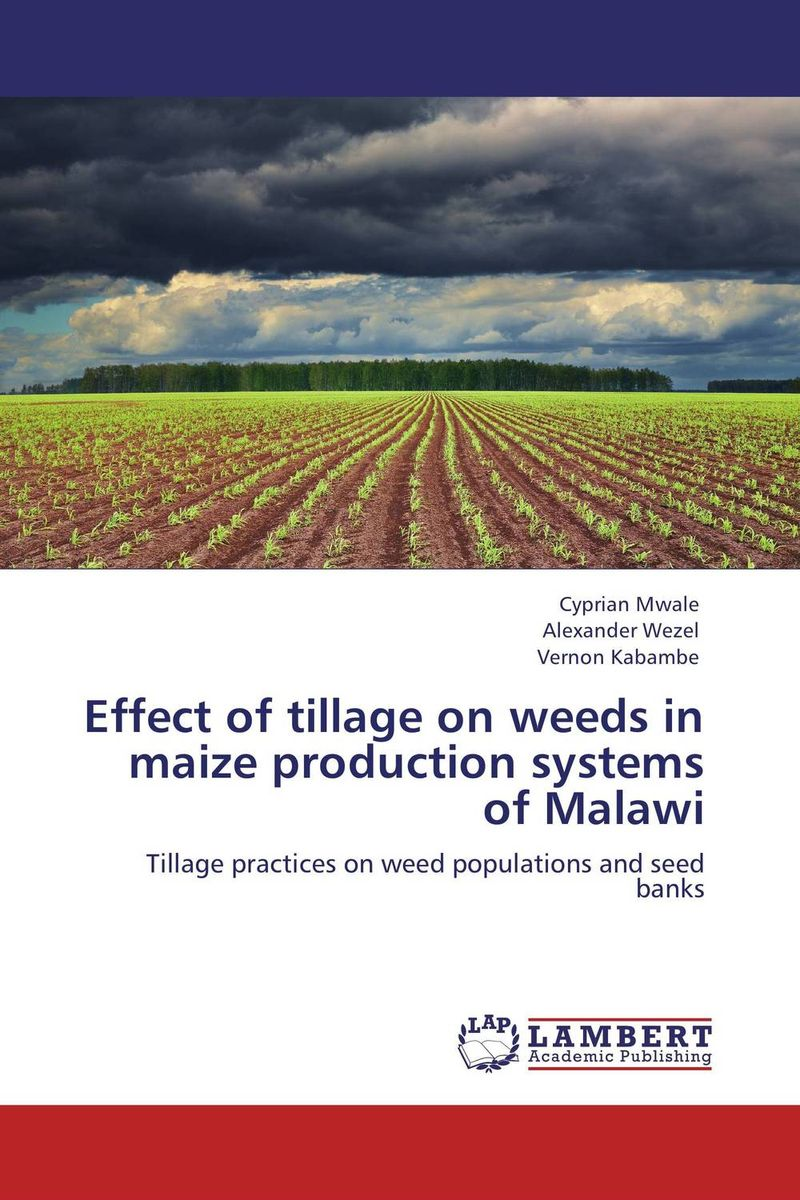 Effect of tillage on weeds in maize production systems of Malawi oh my god it s electro house volume 4