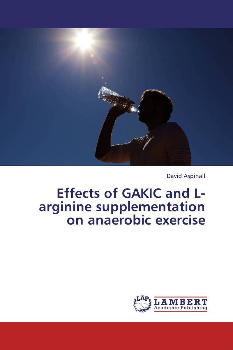 Effects of GAKIC and L-arginine supplementation on anaerobic exercise exercise effects on morphine