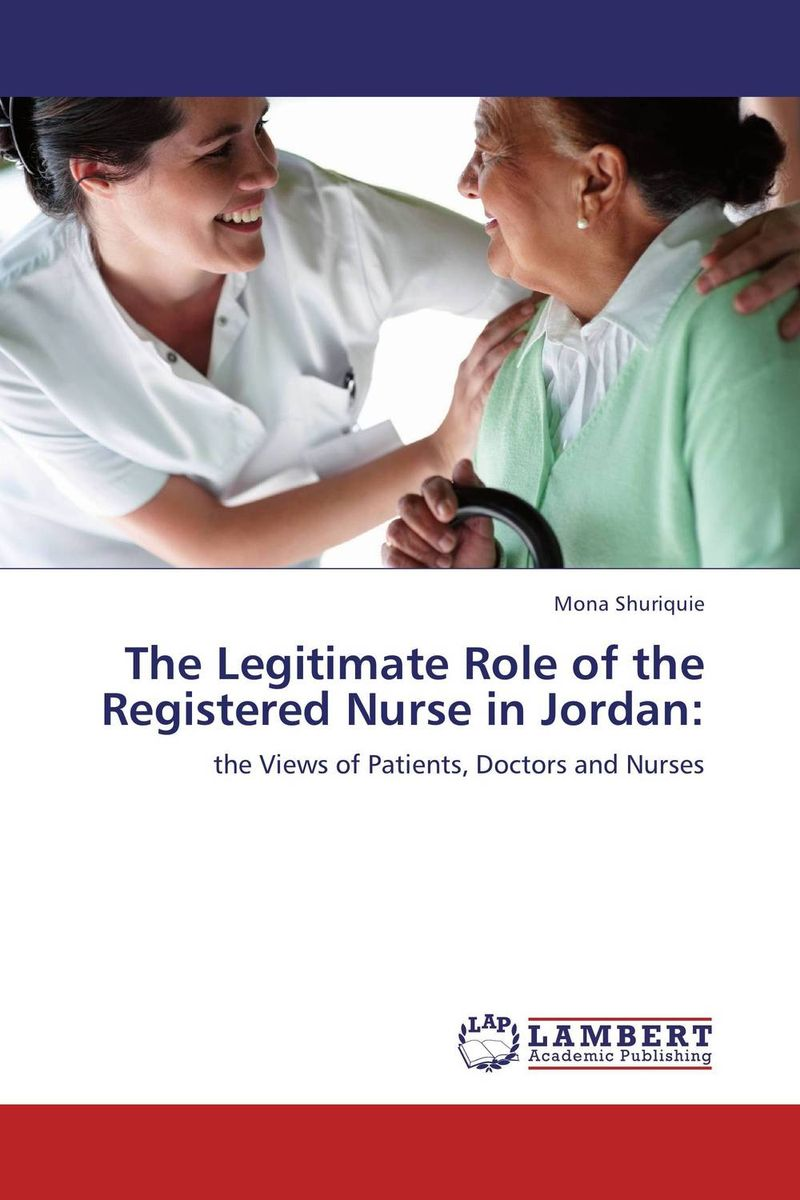 The Legitimate Role of the Registered Nurse in Jordan: the role of absurdity within english humour