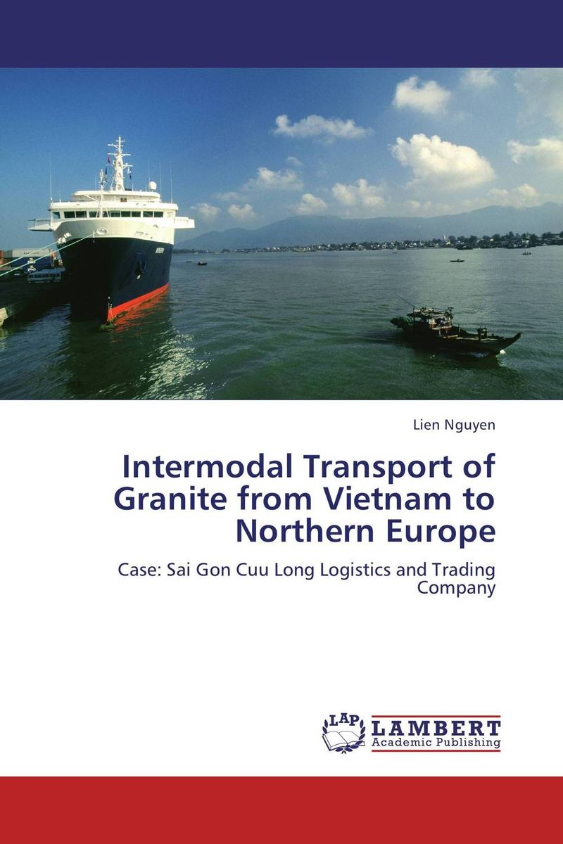 Intermodal Transport of Granite from Vietnam to Northern Europe mattel games фигурка персонажей minecraft