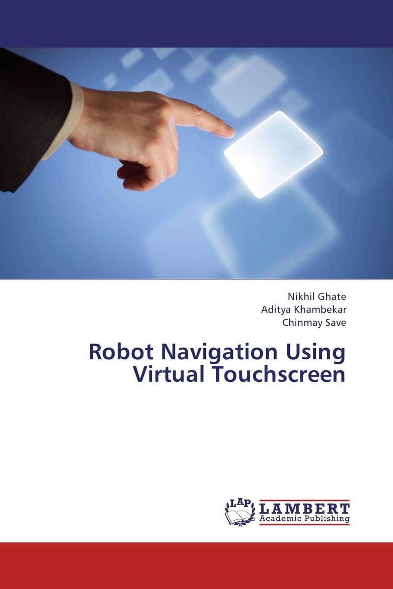 где купить Robot Navigation Using Virtual Touchscreen по лучшей цене