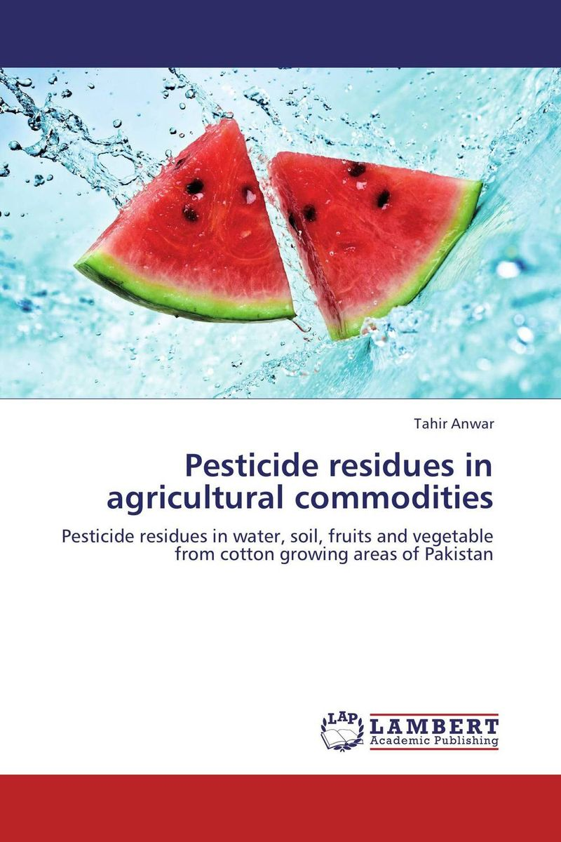 Pesticide residues in agricultural commodities baljit singh polymeric pesticide delivery systems to control environmental hazards