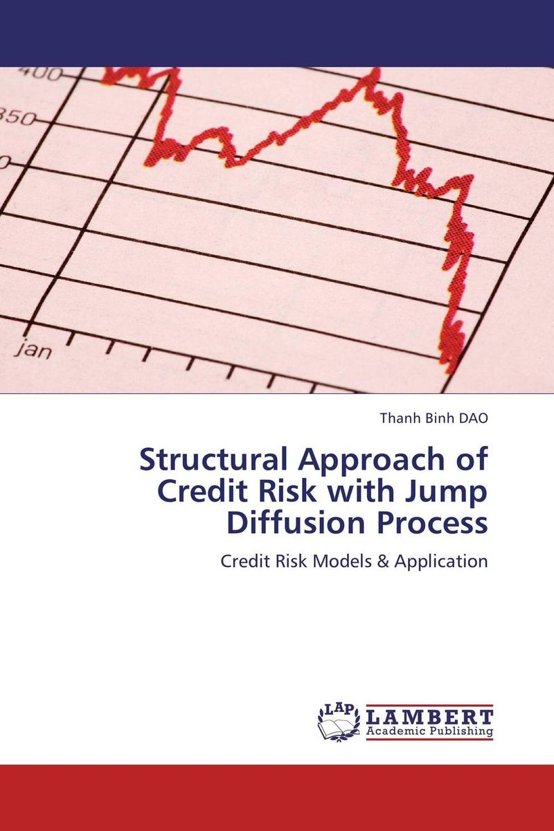 Structural Approach of Credit Risk with Jump Diffusion Process capital structure and risk dynamics among banks
