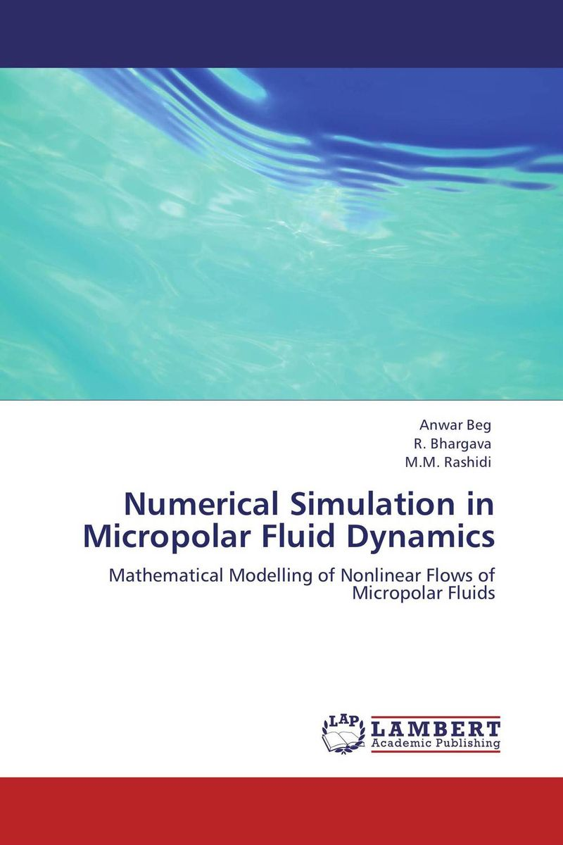 Numerical Simulation in Micropolar Fluid Dynamics numerical study of dynamic relaxation methods