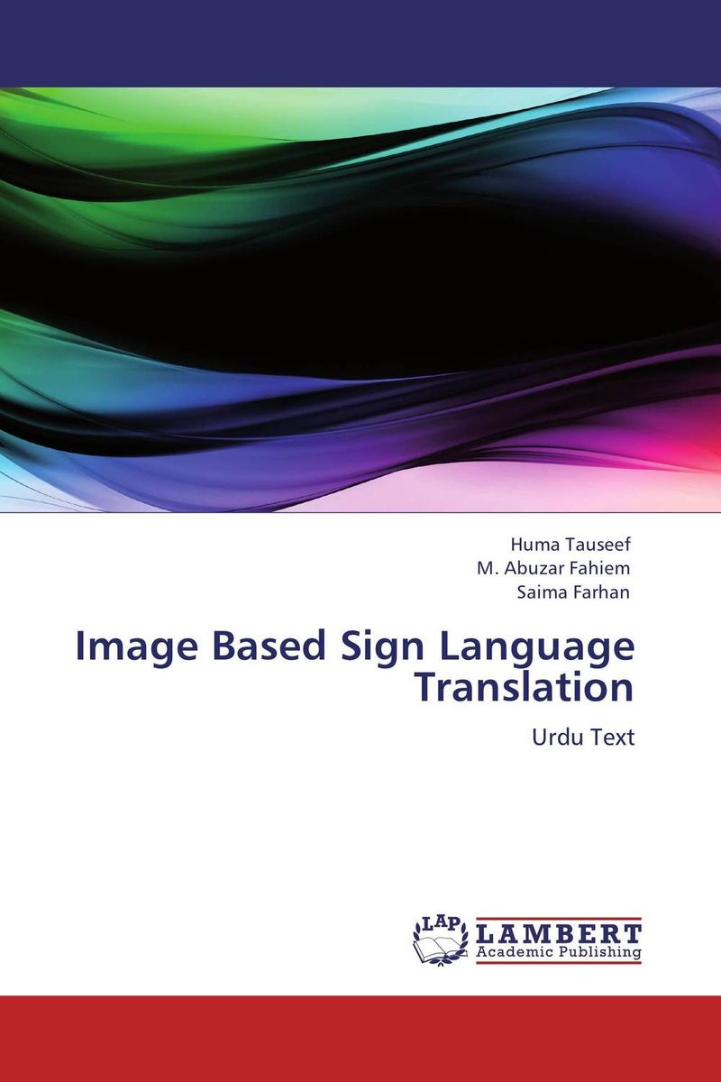 Image Based Sign Language Translation berry programming language translation