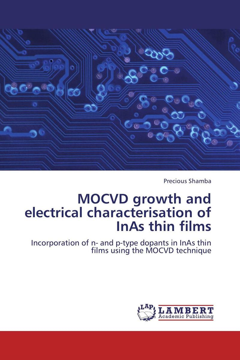 MOCVD growth and electrical characterisation of InAs thin films handbook of the exhibition of napier relics and of books instruments and devices for facilitating calculation