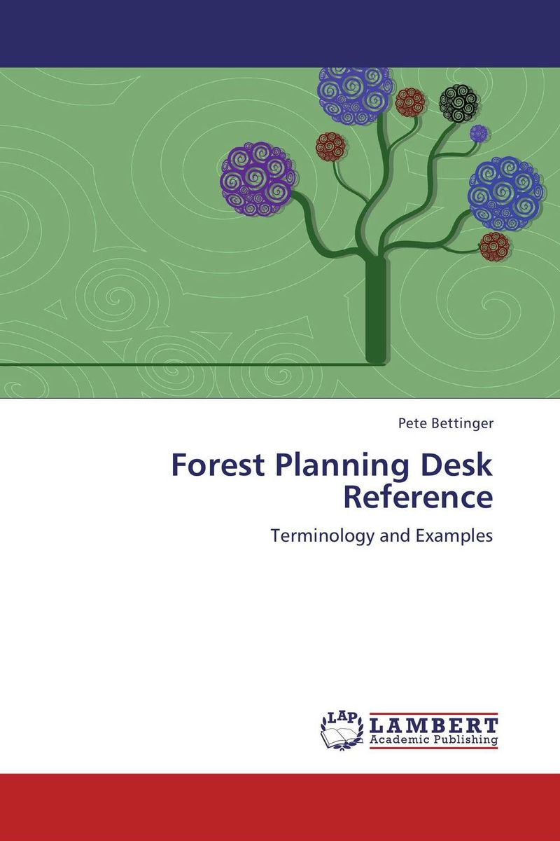 Forest Planning Desk Reference advanced graph methods in 3d robots motion planning