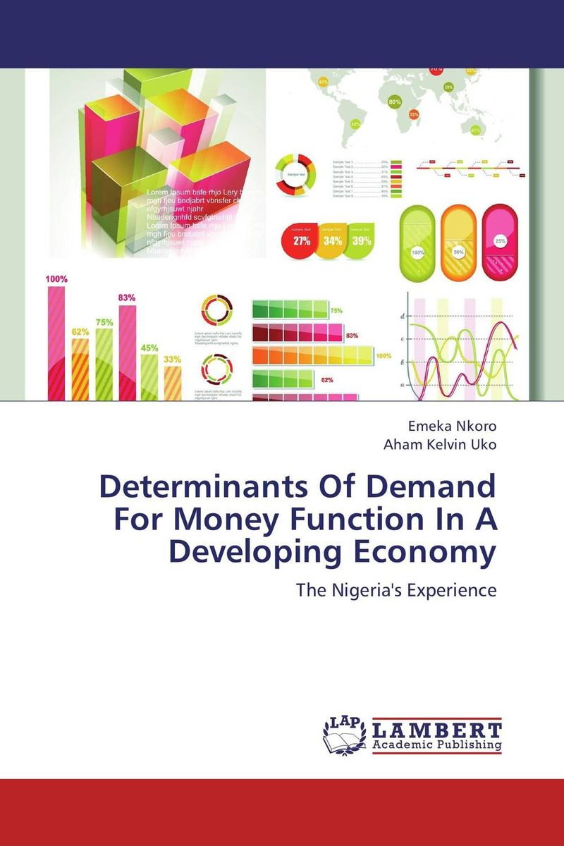 Determinants Of Demand For Money Function In A Developing Economy the limiting background in a detector testing facility for supercdms