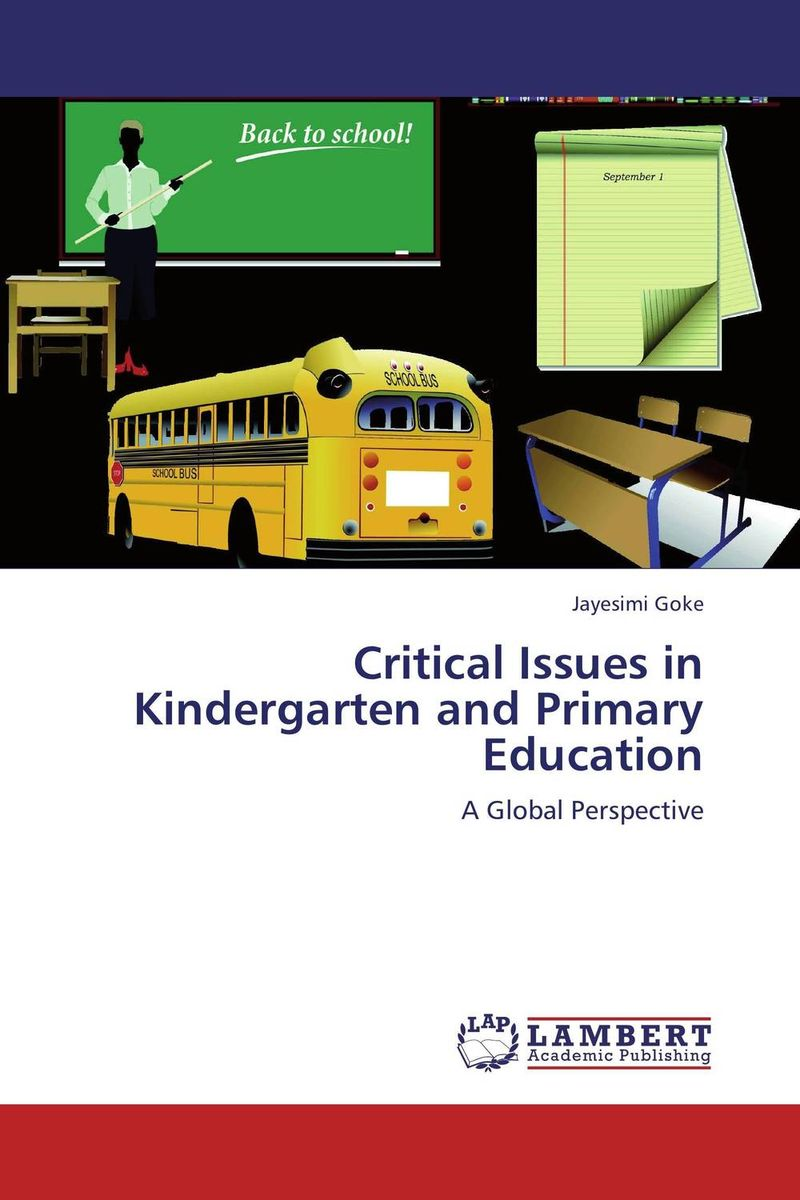 Critical Issues in Kindergarten and Primary Education mona al smadi integrating children s literature at the kindergarten stage