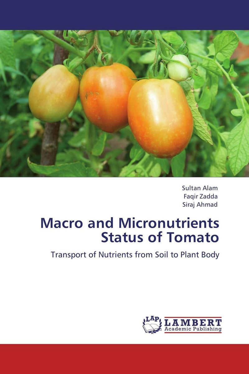 Macro and Micronutrients Status of Tomato nutritional status