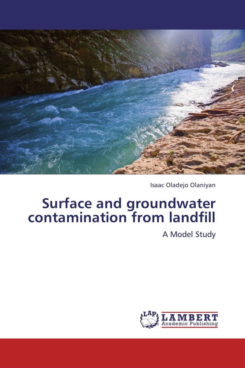Surface and groundwater contamination from landfill