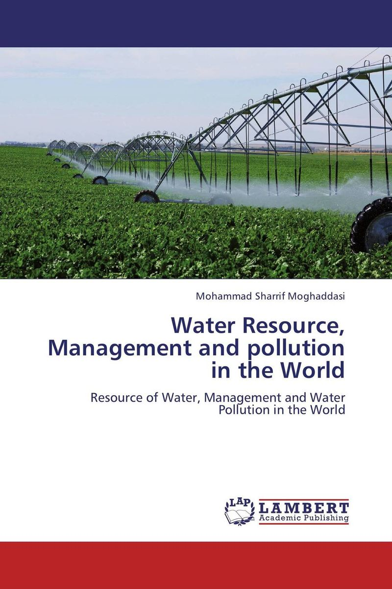 Water Resource, Management and pollution in the World цена