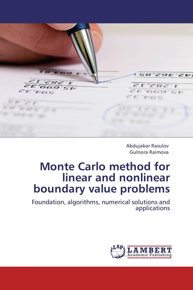 Monte Carlo method for linear and nonlinear boundary value problems monte carlo techniques for electron radiotherapy