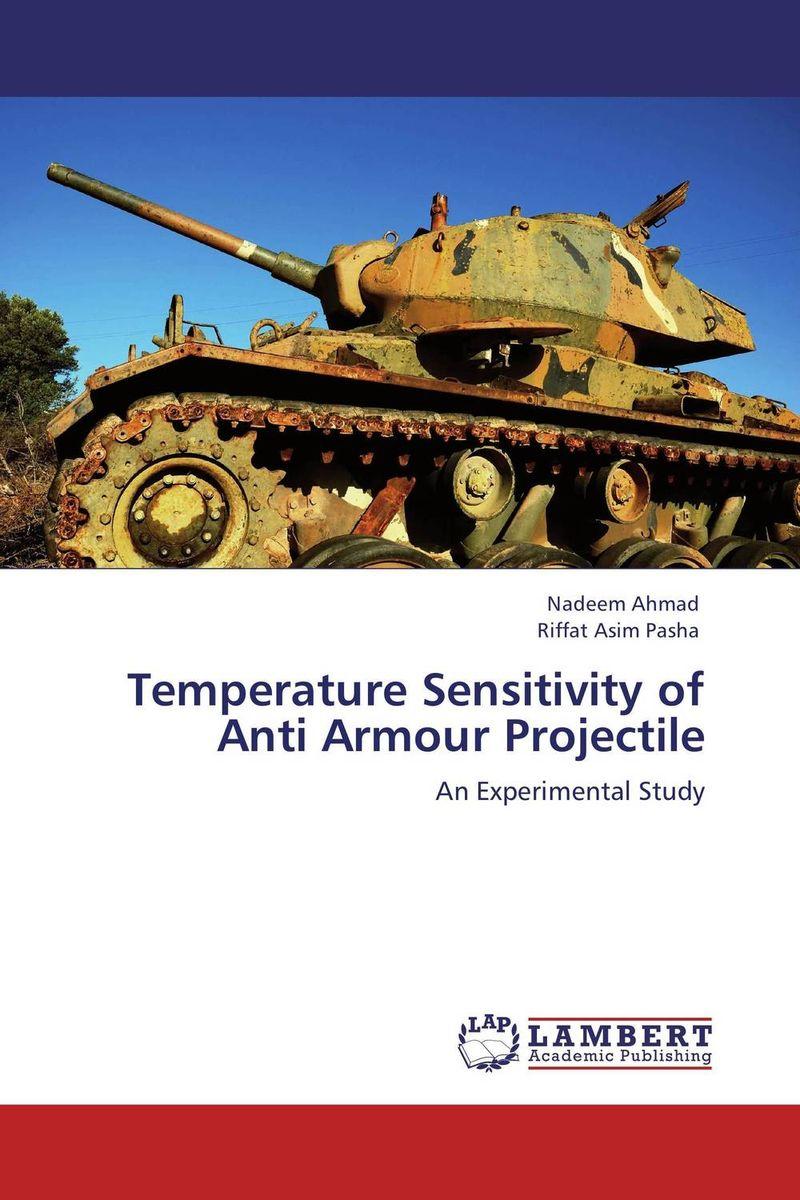 Temperature Sensitivity of Anti Armour Projectile цена и фото
