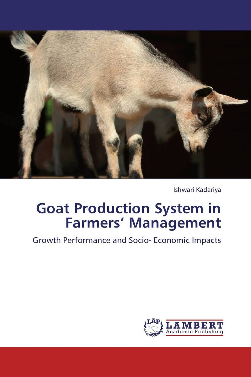 Goat Production System in Farmers' Management capacity building of goat farmers in kerala