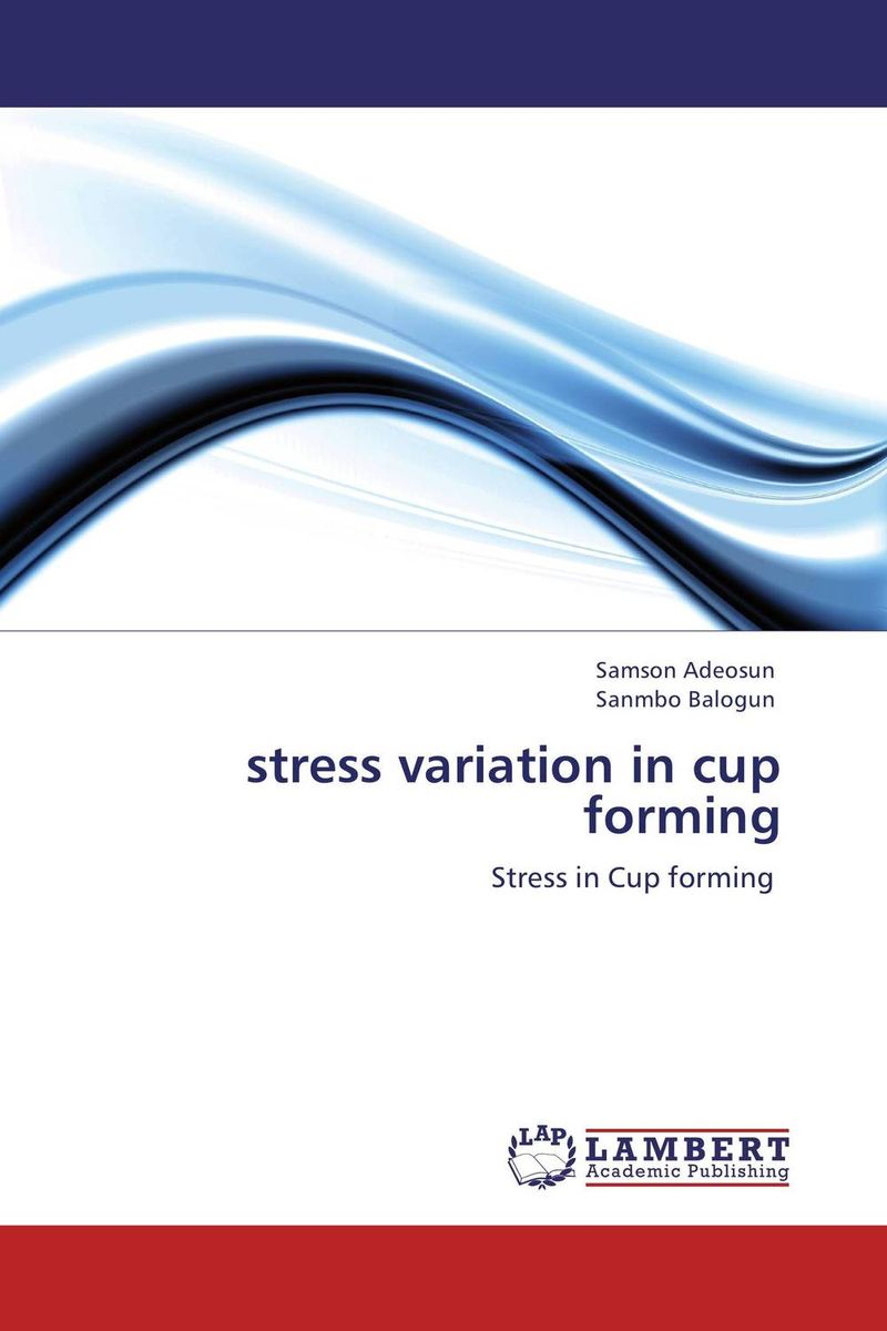 stress variation in cup forming linguistic variation in a multilingual setting