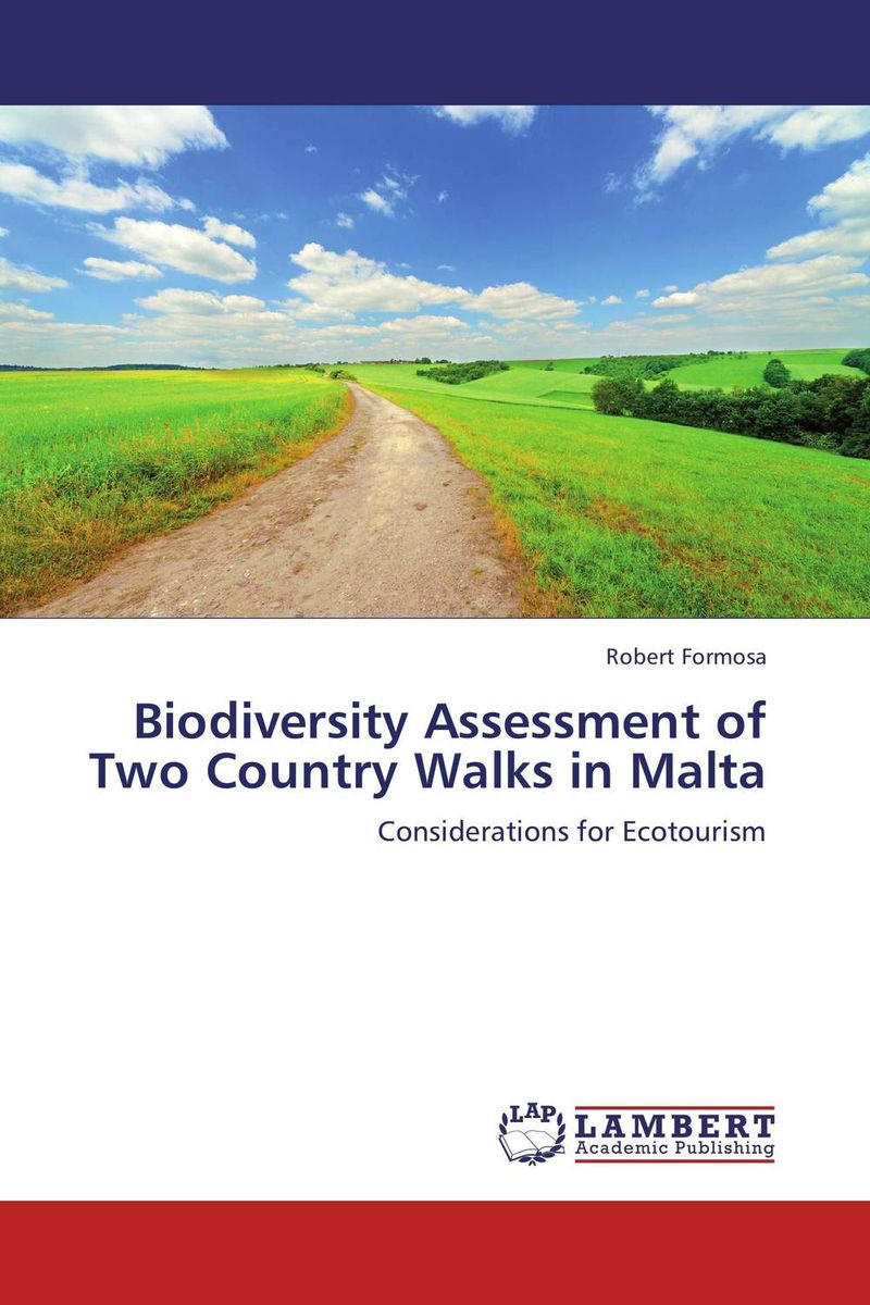 Biodiversity Assessment of Two Country Walks in Malta santosh kumar singh biodiversity assessment in ocimum using molecular markers