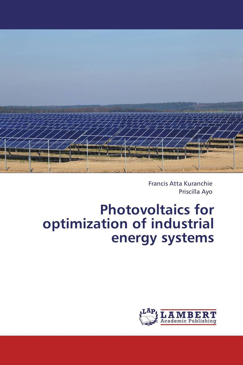 Photovoltaics for optimization of industrial energy systems energy efficient homes for dummies®