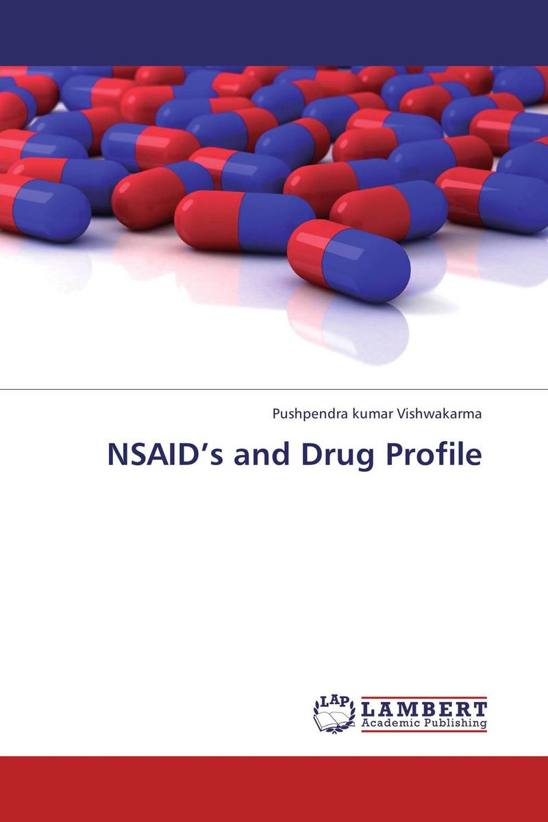 NSAID's and Drug Profile emmett cox retail analytics the secret weapon
