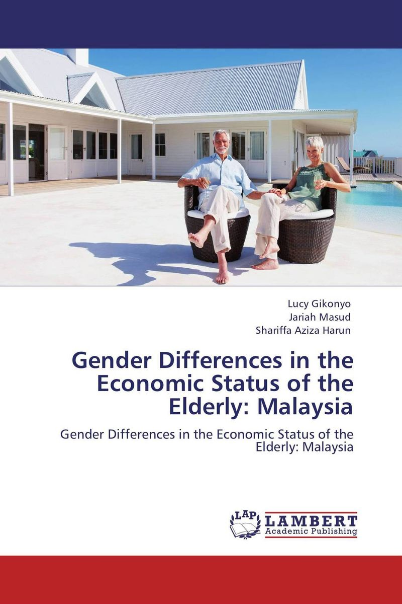 Gender Differences in the Economic Status of the Elderly: Malaysia economic methodology