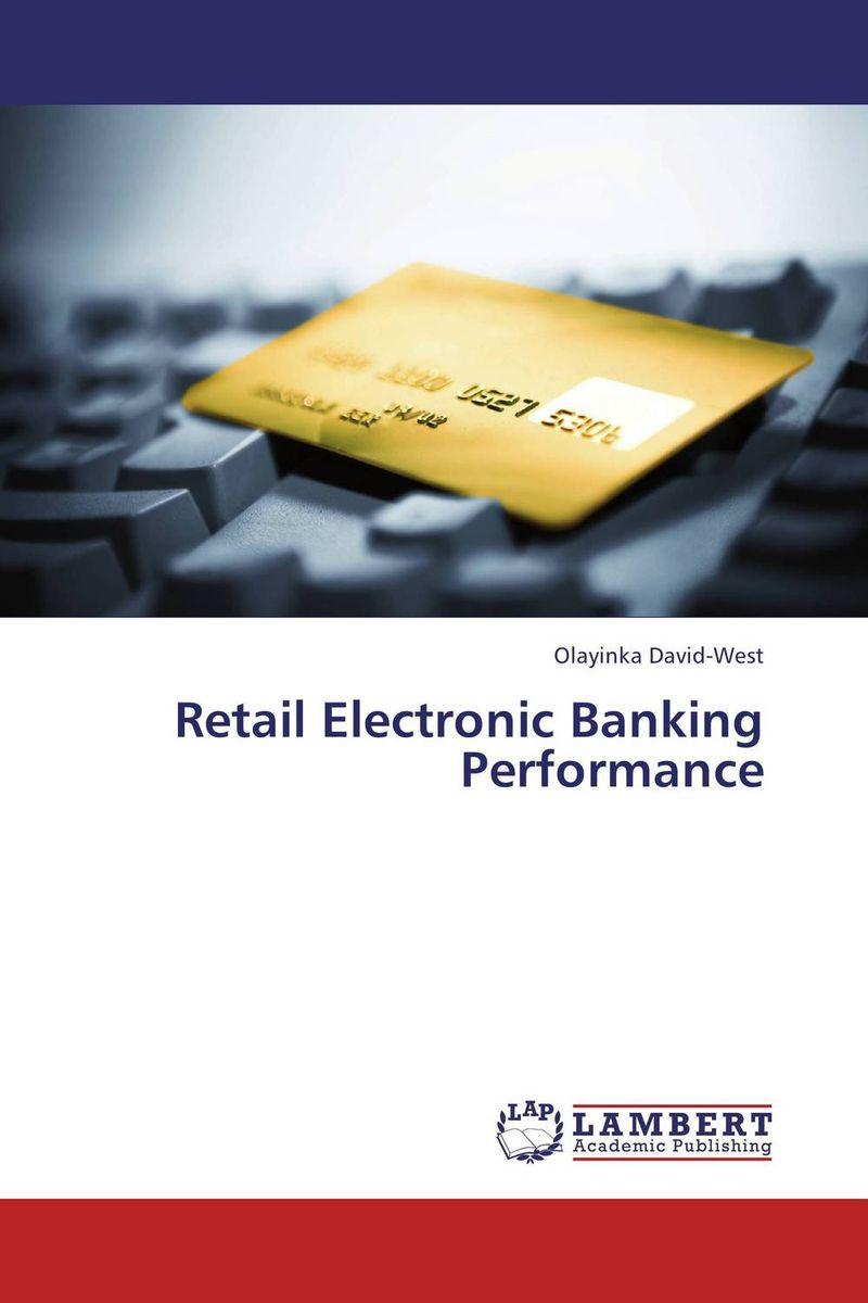 Retail Electronic Banking Performance ritesh patel and rajnikant patel brand management in retail banking