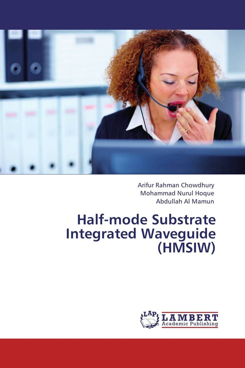 Half-mode Substrate Integrated Waveguide (HMSIW) mukhzeer mohamad shahimin and kang nan khor integrated waveguide for biosensor application