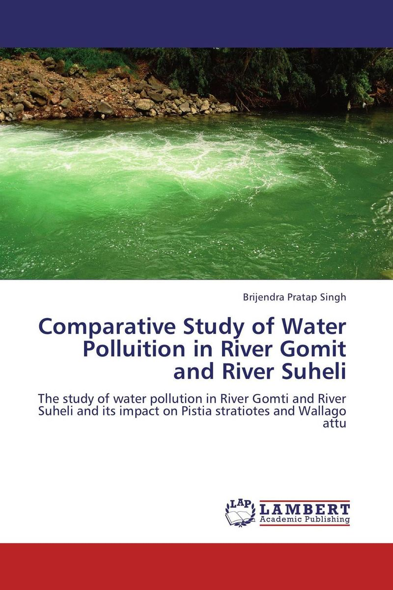 Comparative Study of Water Polluition in River Gomit and River Suheli
