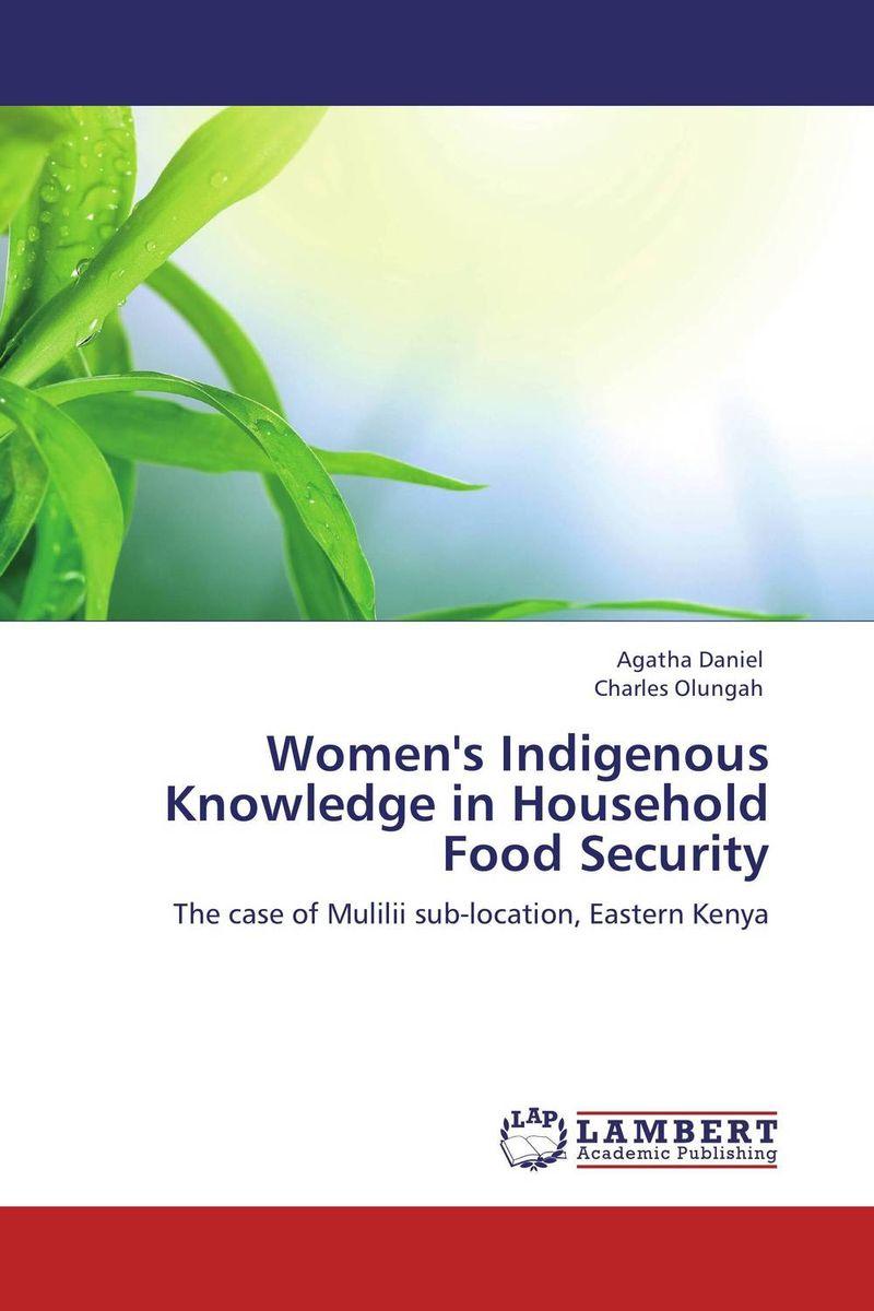 Women's Indigenous Knowledge in Household Food Security manage enterprise knowledge systematically