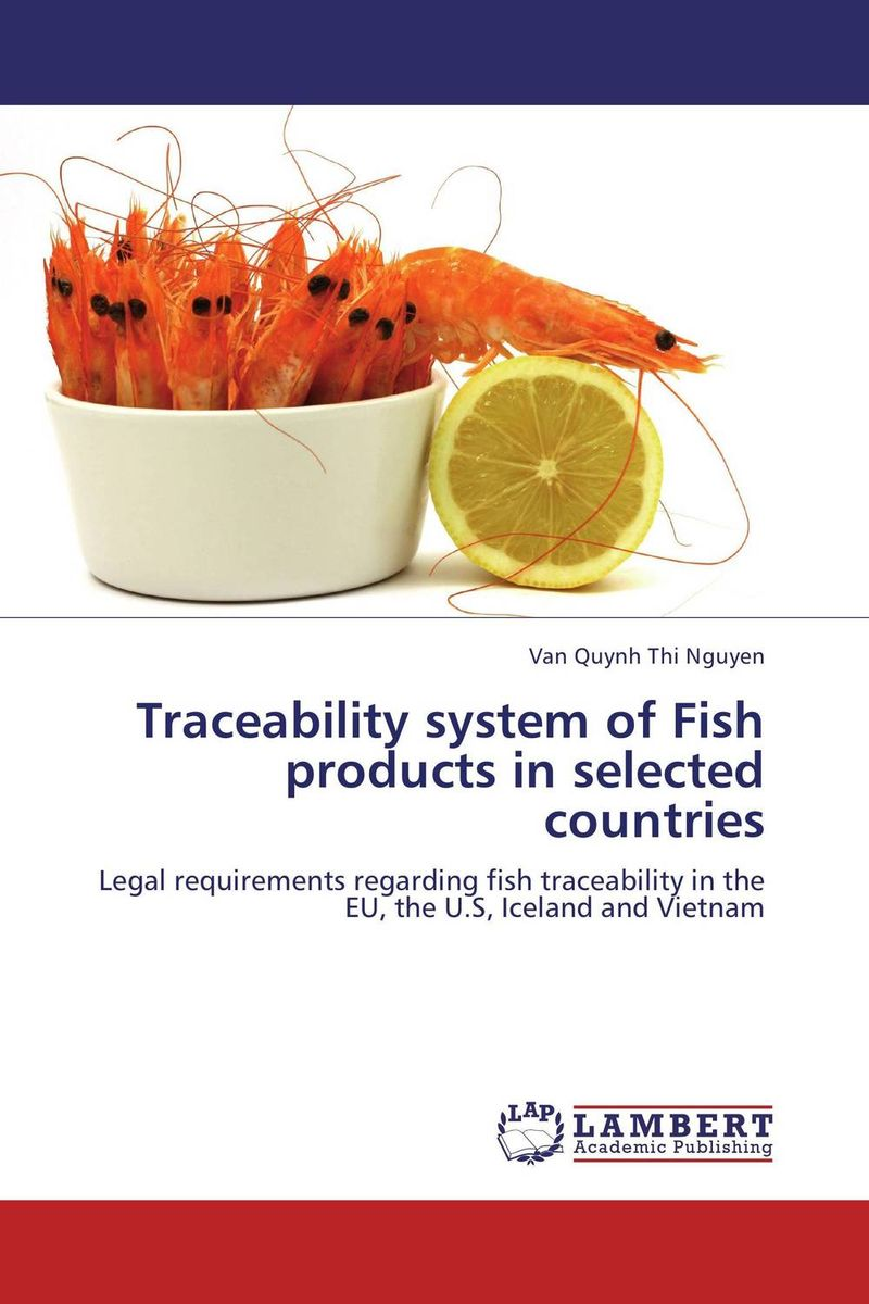 Traceability system of Fish products in selected countries корм tetra tetramin xl flakes complete food for larger tropical fish крупные хлопья для больших тропических рыб 10л 769946