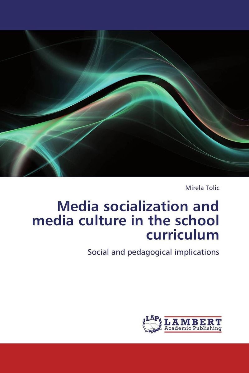 Media socialization and media culture in the school curriculum сысоев п сысоева л issues in us culture and society амер культура и общество