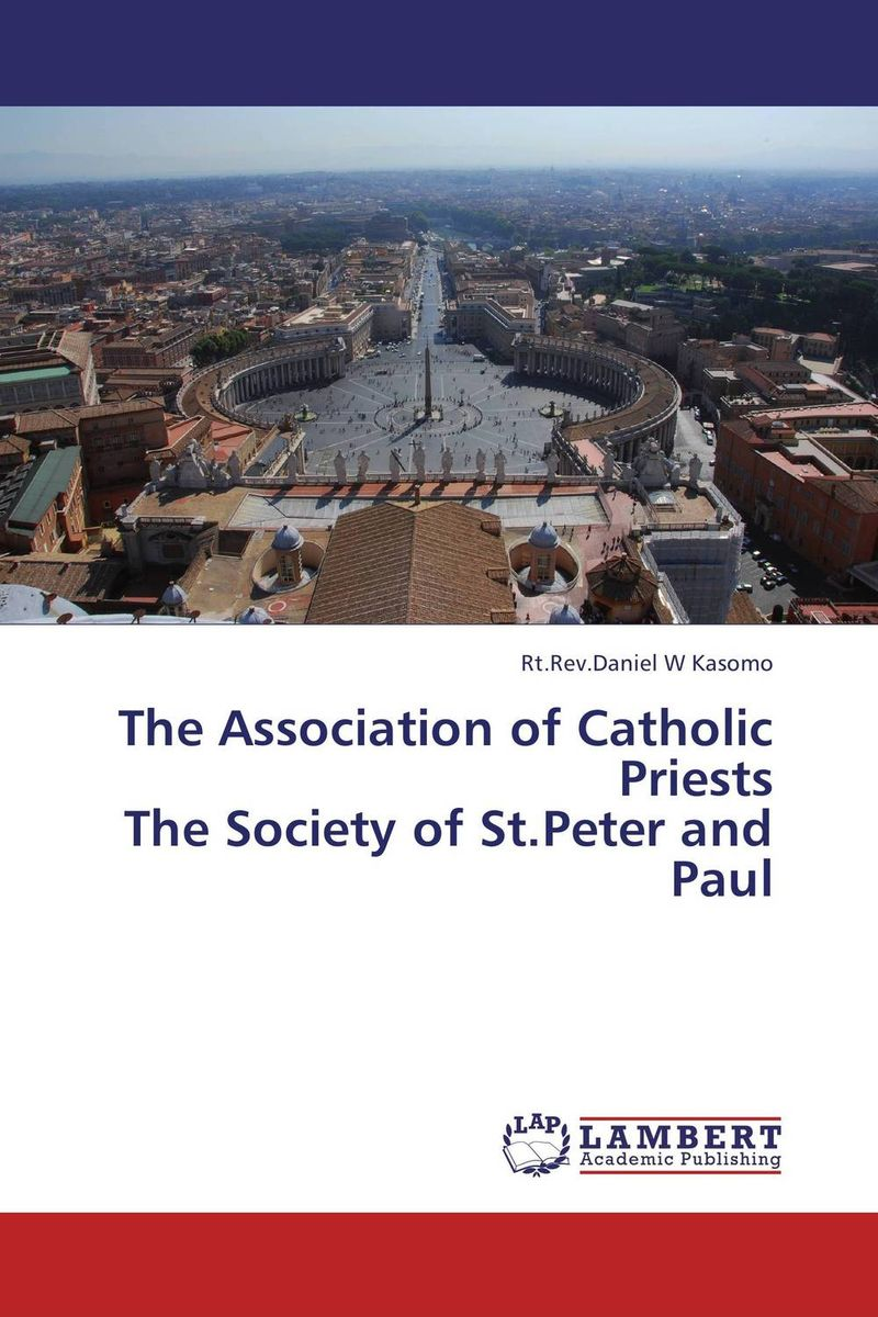 The Association of Catholic Priests The  Society of St.Peter and Paul the society of sin