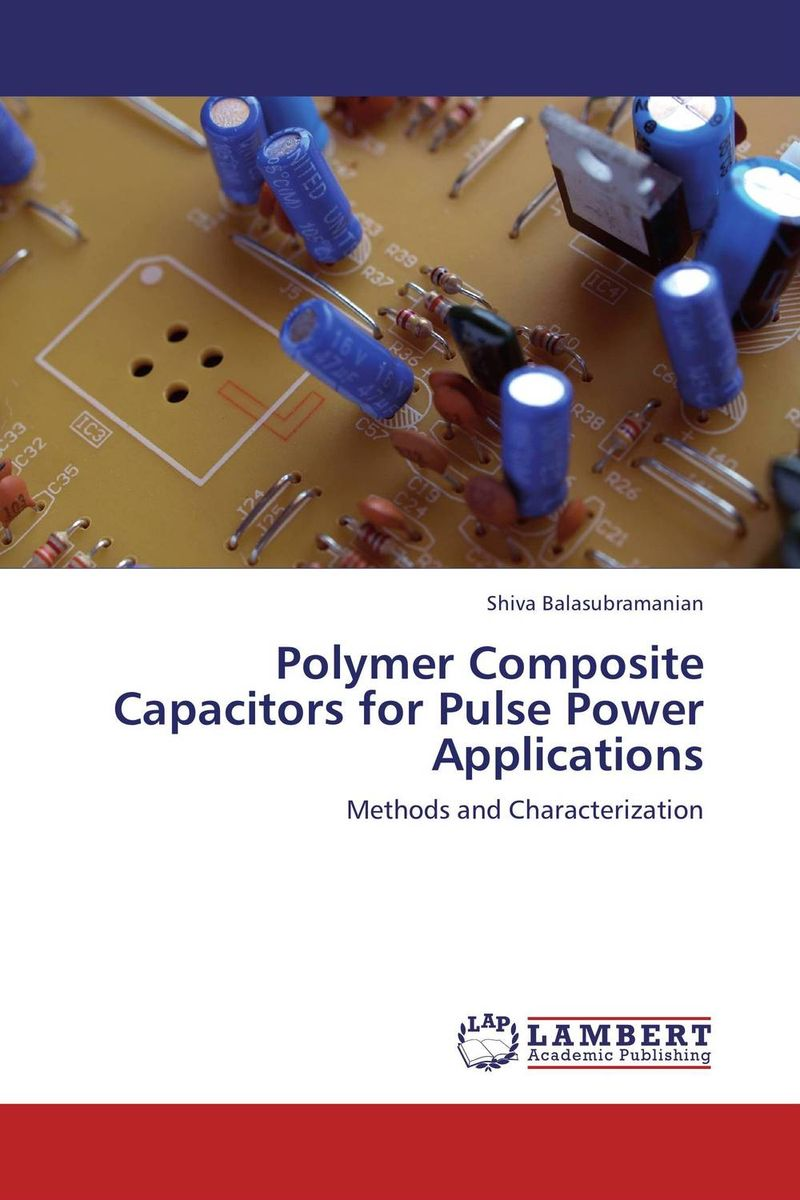 Polymer Composite Capacitors for Pulse Power Applications