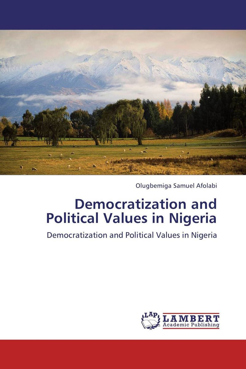 купить Democratization and Political Values in Nigeria недорого