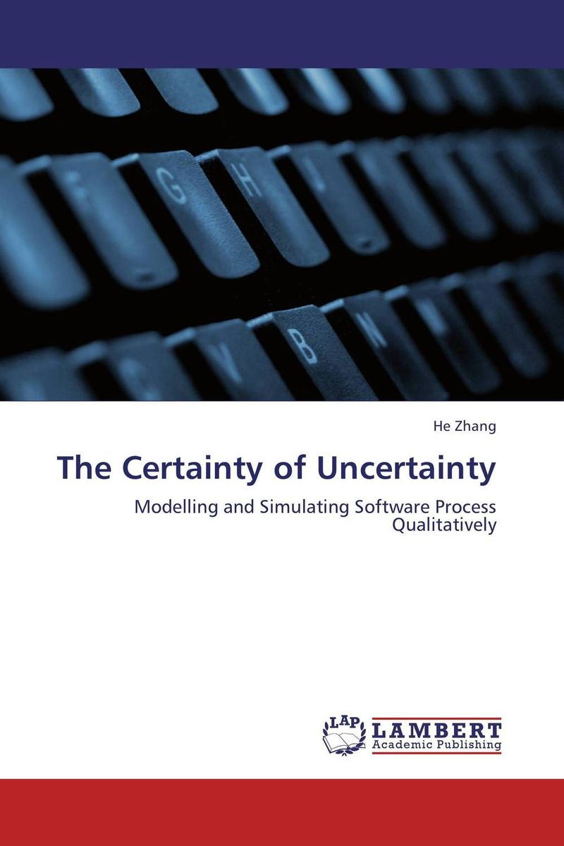The Certainty of Uncertainty modelling and optimization of chemical engineering processes