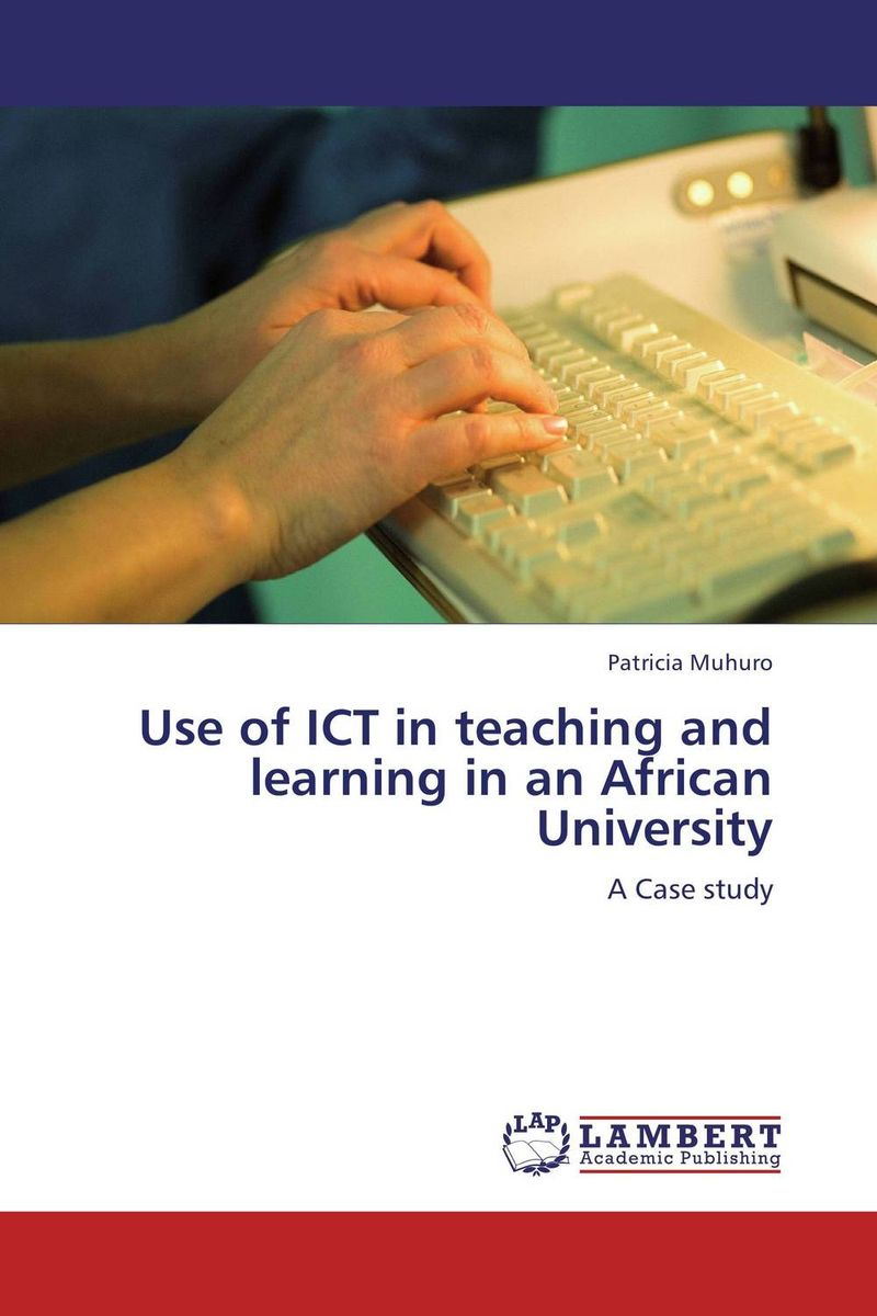 Use of ICT in teaching and learning in an African University learning resources набор пробей