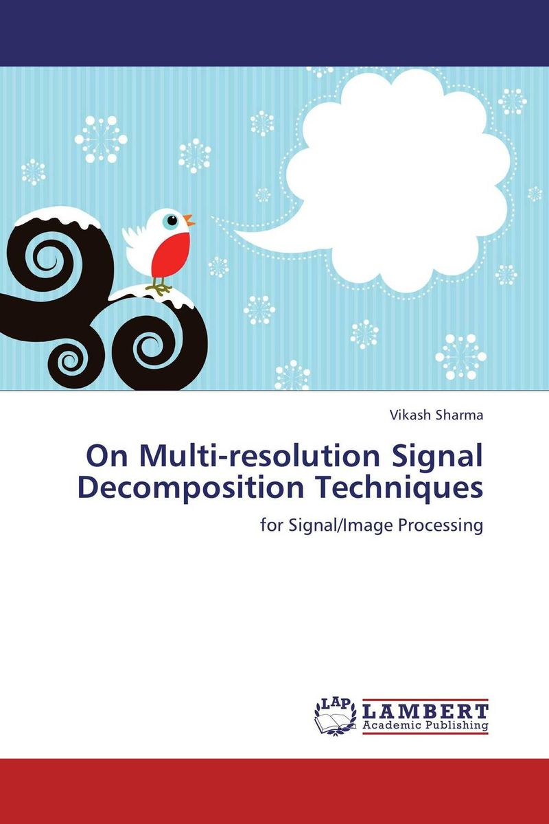 On Multi-resolution Signal Decomposition Techniques a subspace approach for speech signal modelling and classification