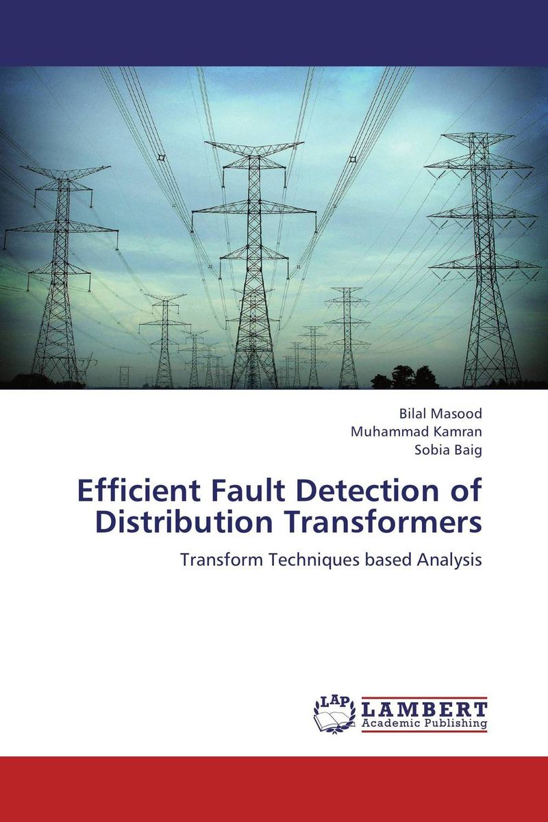 цена на Efficient Fault Detection of Distribution Transformers