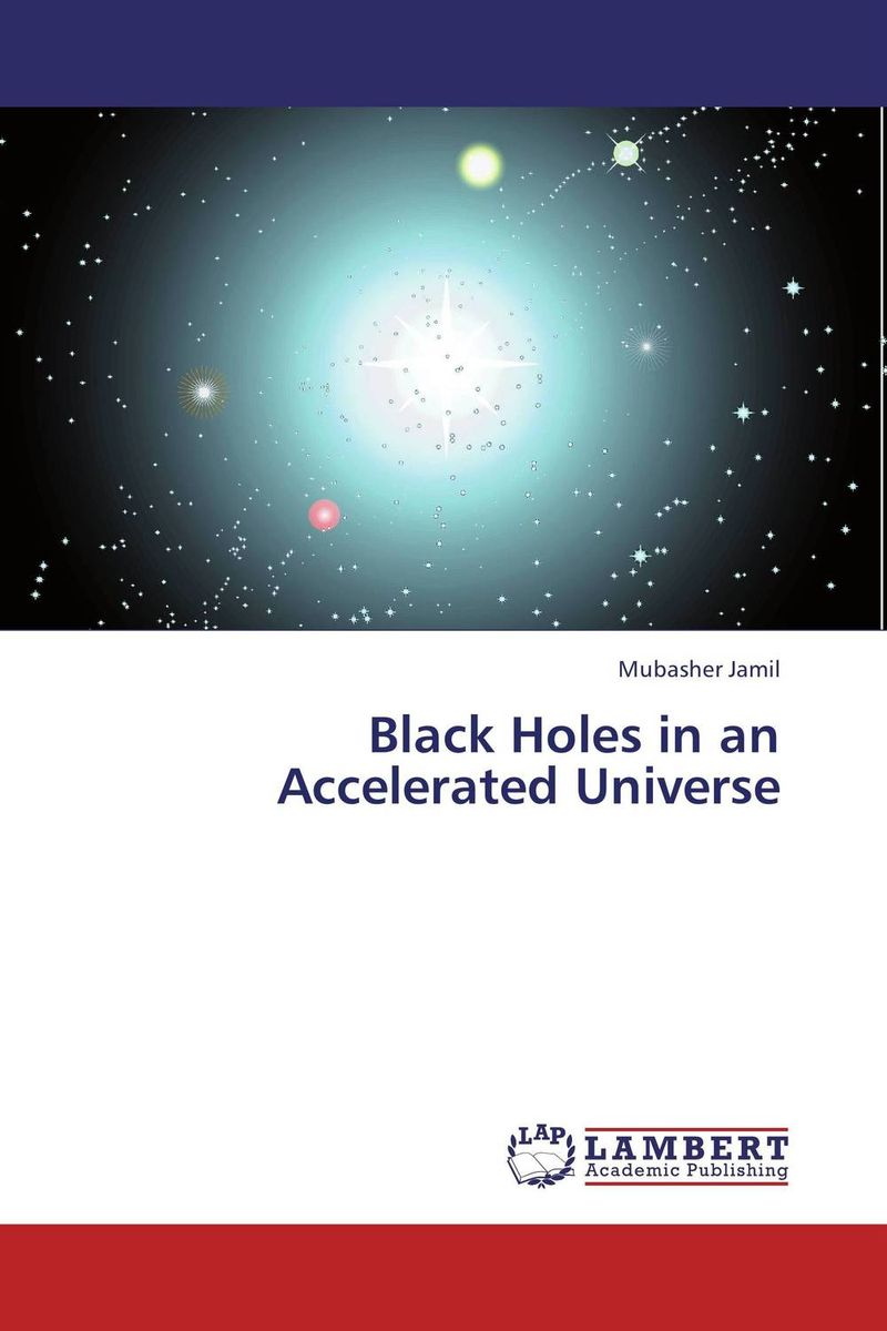 Black Holes in an Accelerated Universe geons black holes