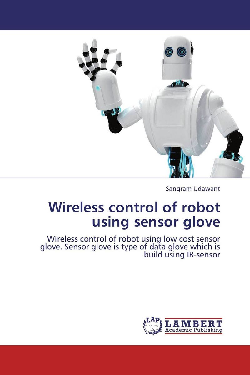 Wireless control of robot using sensor glove exponentially weighted moving average control chart