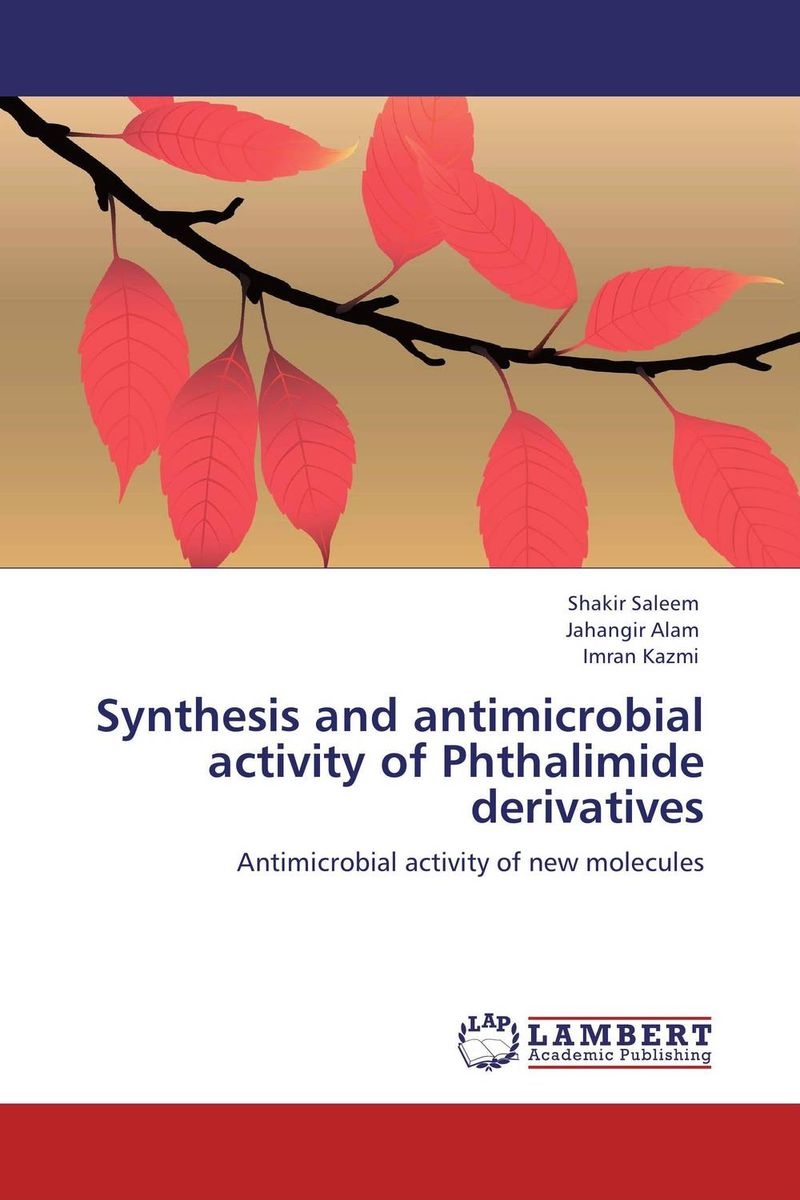 Synthesis and antimicrobial activity of Phthalimide derivatives manish solanki synthesis and antimicrobial actvity of 1 4 dihydropyridines