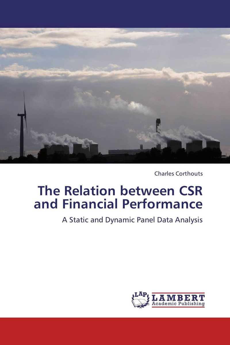 The Relation between CSR and Financial Performance corporate governance and firm value