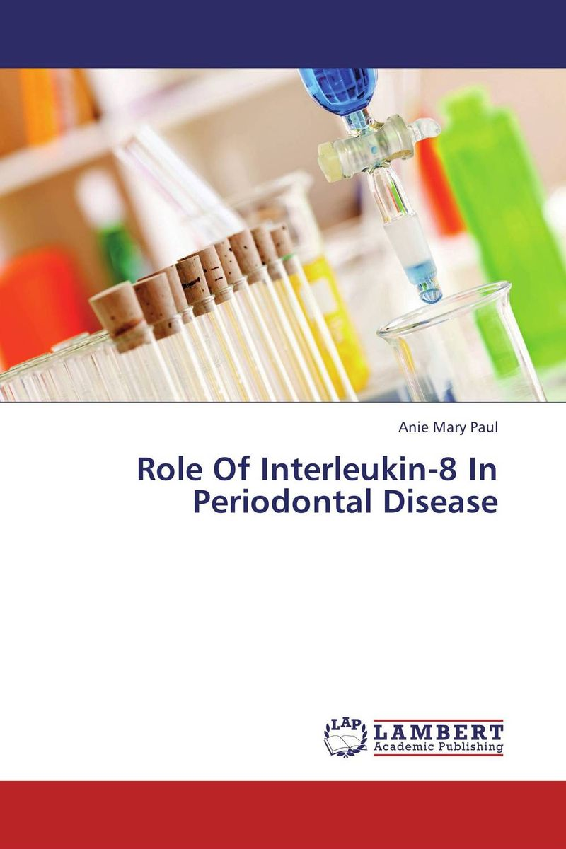 Role Of Interleukin-8 In Periodontal Disease microbial biofilm and its relation to periodontal disease